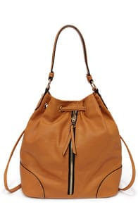 Boom Clap Tan Convertible Backpack at Lulus.com!