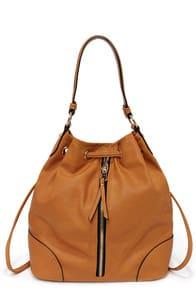 Boom Clap Tan Convertible Backpack at Lulus.com!
