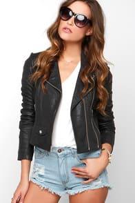 Rocker-bye Babe Distressed Medium Wash Jean Shorts at Lulus.com!