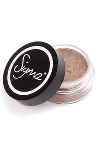 Sigma Midsummer Bronze Loose Shimmer at Lulus.com!