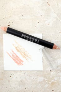 Sigma Nude and Gold Brow Highlighting Pencil at Lulus.com!