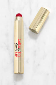 LAQA & Co. Mixtape Red Cheeky Lip Pencil at Lulus.com!