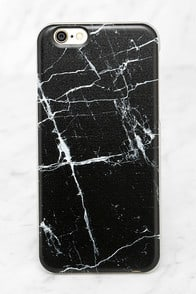 Casetify Black Marble iPhone 6 Case at Lulus.com!