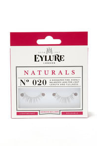 Eylure Naturals 020 False Eyelashes at Lulus.com!