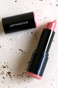 Japonesque 02 Rose Pink Pro Performance Lipstick at Lulus.com!