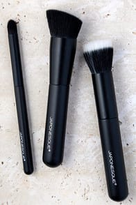 JAPONESQUE COMPLEXION TRIO BRUSH SET at Lulus.com!
