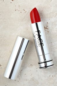 FACE STOCKHOLM ROUGE RED MATTE LIPSTICK at Lulus.com!