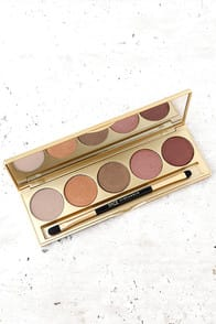 FACE STOCKHOLM LEGACY GOLD EYESHADOW PALETTE at Lulus.com!
