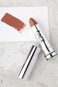 FACE STOCKHOLM SAND RUST RED MATTE LIPSTICK at Lulus.com!