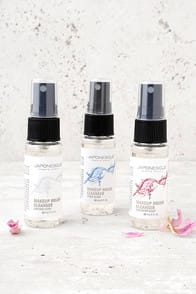 Japonesque Makeup Brush Cleansing Trio at Lulus.com!