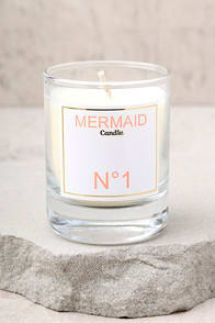 Mermaid No. 1 Soy Votive Candle at Lulus.com!