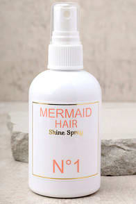 Mermaid Hair No. 1 Shine Spray at Lulus.com!