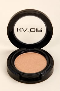 Ka'oir Gold Dust Light Gold Eye Shadow at Lulus.com!